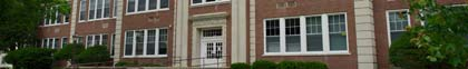 Knox Junior High School building facade