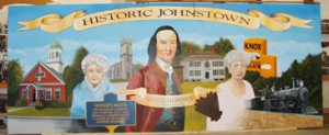 Johnstown community mural