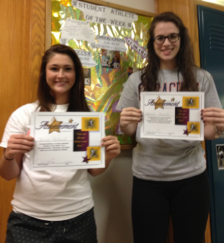 JHS Athlete of the Week – Volleyball