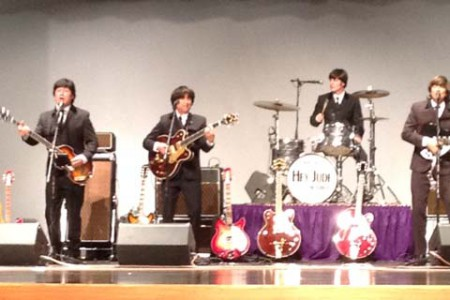Beatles Tribute Motivates Staff to Start Year on High Note