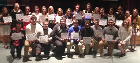Foothills Honors – All Stars Fall 2014