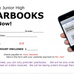 All Knox Yearbooks Must be Pre-Ordered