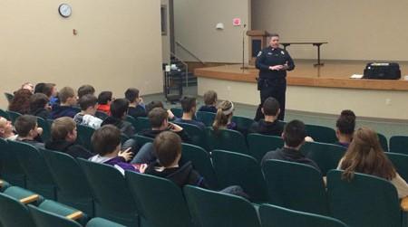 Freshmen Academy to Analyze Crime Scene