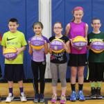 Foul Shooting Contest Nets Big Winners