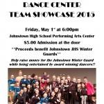 High Performance Dance Showcase May 1