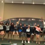 Freshmen Academy Builds Planetarium