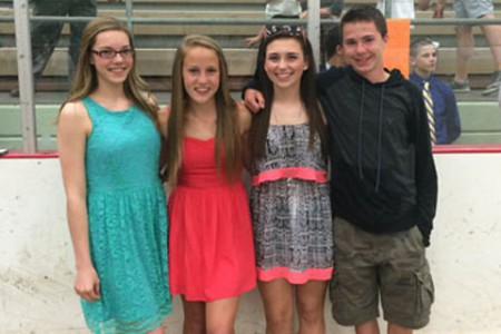 Six Knox Students Receive NYSAHPERD Recognition
