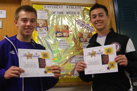 Athlete of the Week – Boys Soccer