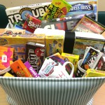 Volleyball Basket Raffle for Power of Pink