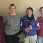 Four Selected to NYSSMA Area All State