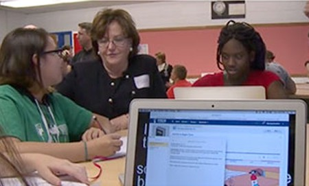 Commissioner Elia Supports NYS P-TECH