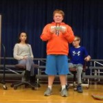 Sixth Grade FLEX Group Creates TV Show