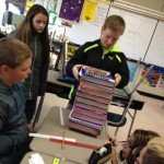 "Warren Stem Club ""Tapes"" on a Challenge"