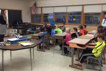 CPA Visits Glebe Math Club