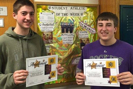 Athlete of the Week – Boys Basketball