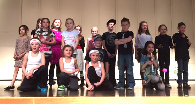 group shot of all performers