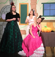 stepmother and stepsisters