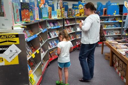 Pre-K Night Focuses on Reading Fun