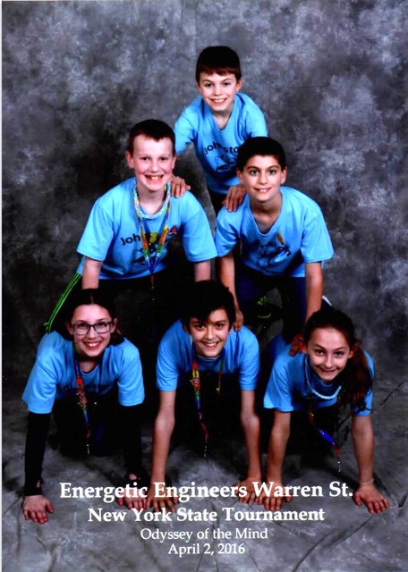 Energetic Engineers group photo