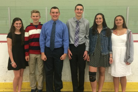 Morley Physical Education Award Winners