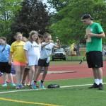 Sun & Fun at Elementary Track Meet