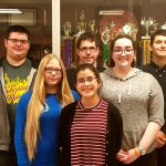 JHS Students Selected for Area All State