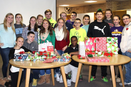 Student Council Makes Charitable Impact in Community