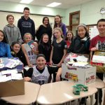 Knox Sends Care Packages to Soldiers