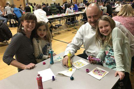 Elementary BINGO Night a Big Success