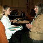 Eighth Graders Grasp Mayoral Power