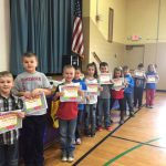 Artists, Musicians & Students of the Month