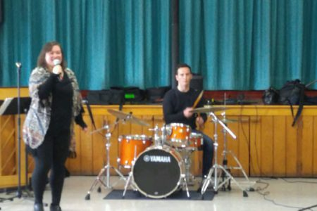 Bridge Arts Ensemble Visits Pleasant