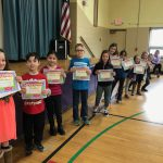 Musicians, Artists and SOAR for 4 Students of the Month