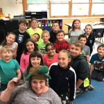 Third Graders Talk Turtles with Mrs. North