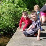Nature Trail Visit Aids Plant Life Study