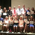 Foothills All Stars Honors Spring 2017