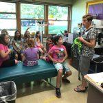 Career Week Activities at Glebe