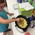 Applesauce Day – Yum!