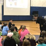 Cyber Safety Assembly for Warren Students