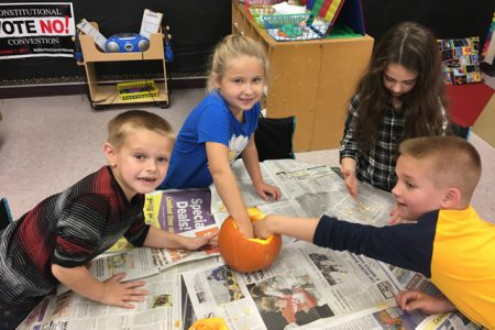 Exploring the Lifecycle of a Pumpkin