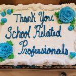 JTA Honors School Related Professionals