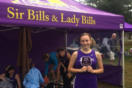 Sarullo Headed to XC State Championships