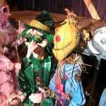 The Puppet People on Stage at Pleasant