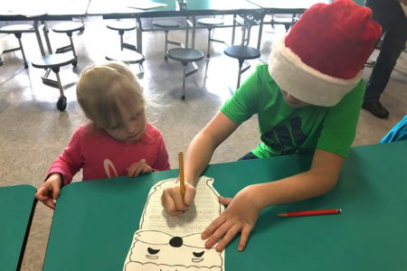 Letters to St. Nick, With Help From Friends