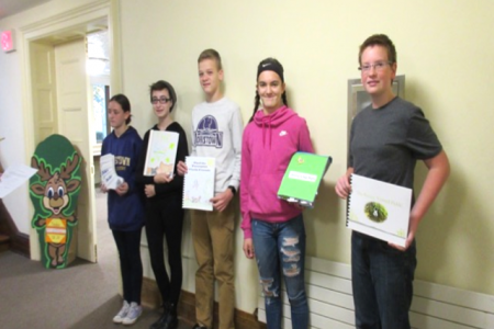 Storybook Writing Contest Winners