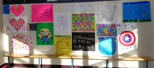 variety of posters