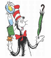 Read Across America Day March 9