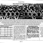 JHS 1933 Football Team Recognized
