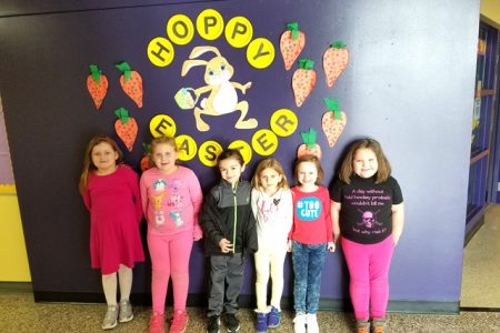 March Box Top Winners at Pleasant