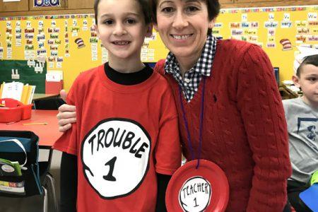 Things that we saw during Literacy Week!